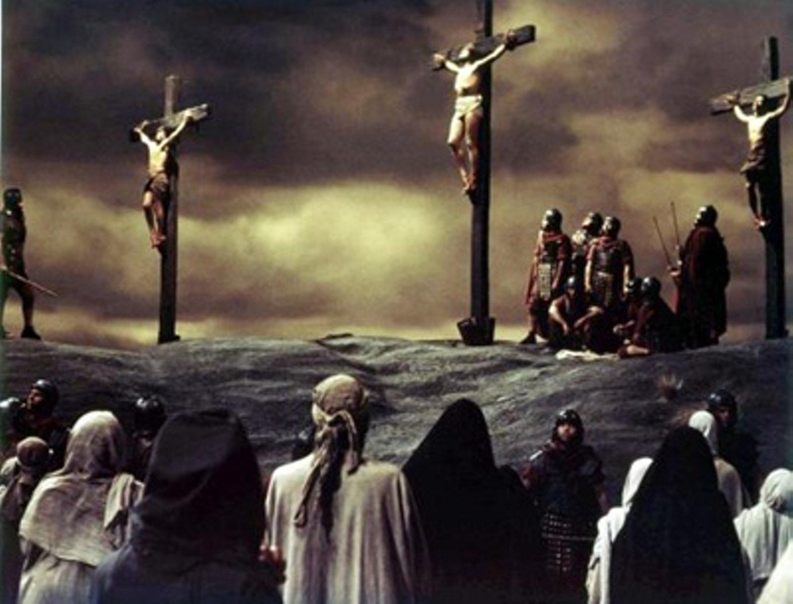 Krossfesting Krists
